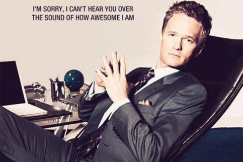 barney stinson awesome
